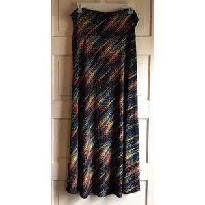 LuLaRoe Maxie Skirt - 3XL
